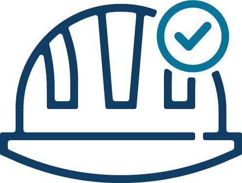 Hardhat Check Icon
