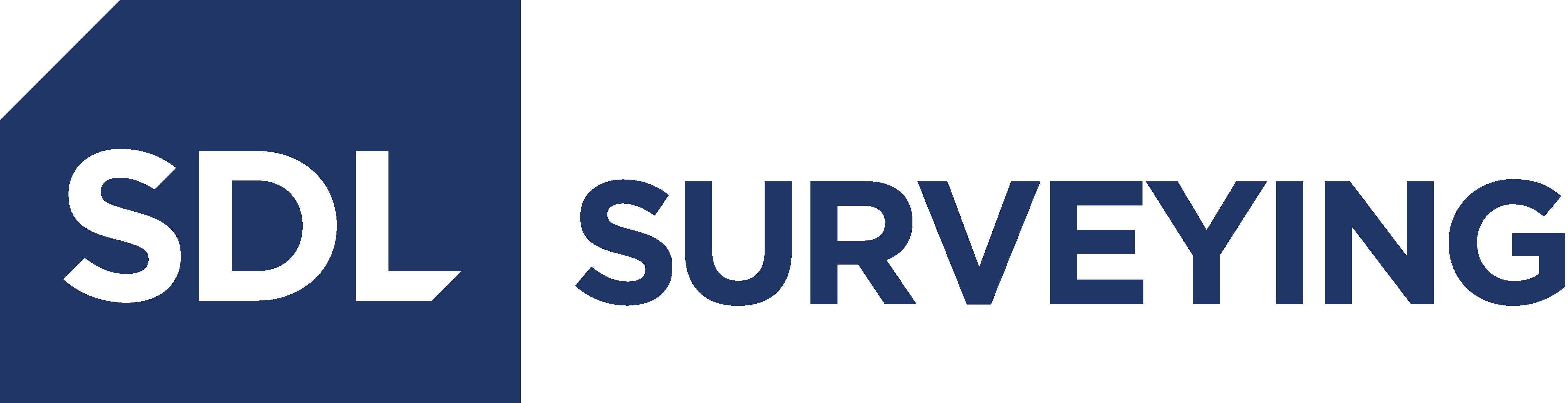 SDL Surveying Old logo